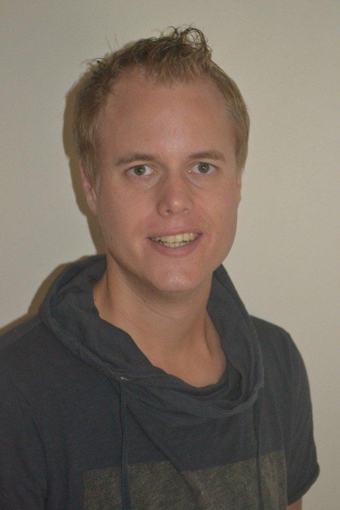 Martin Kielema eigenaar van Always Fysio