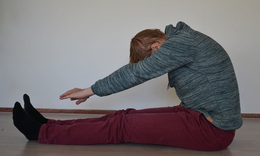 rugpijn oefening rugspieren rekken