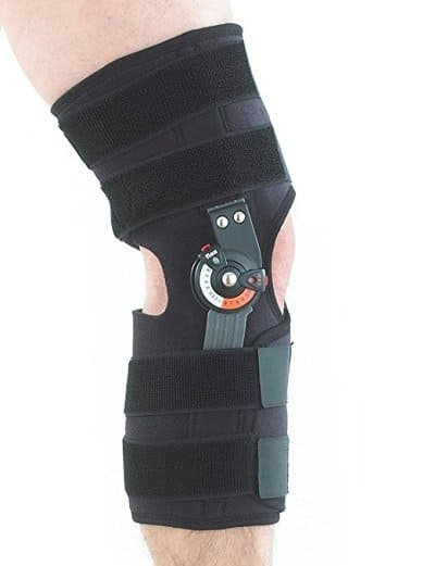 patellar dislocation brace