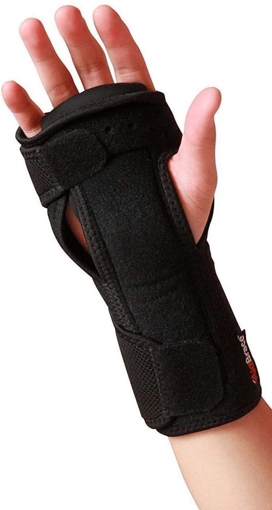 carpal tunnel syndrome brace